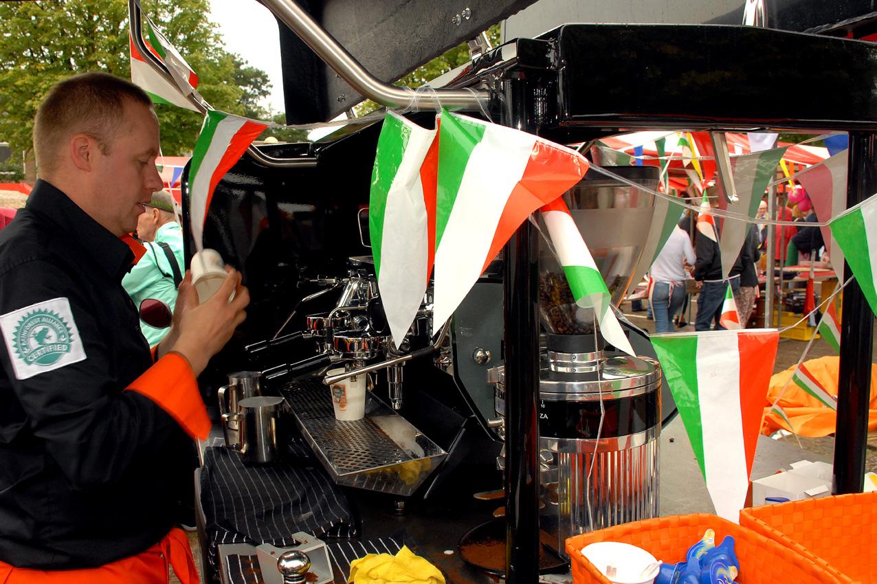 Mobiele Koffiebar Utrecht
